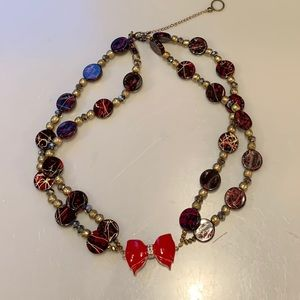 Jewelry - Laura Forst Designer Handmade Necklace Fundraiser